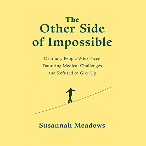 The Other Side of Impossible audiobook cover art