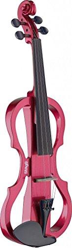Stagg EVN X-4/4 MRD Electric Violin