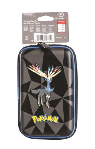 Power A Pokemon X & Y Travel Zip Case opbergdoos voor console Nintendo 3DS XL