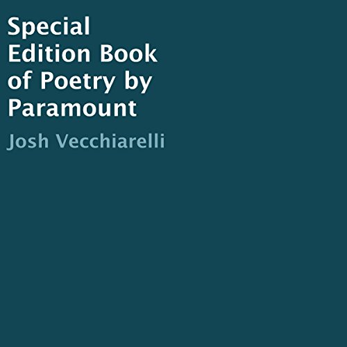 Book of Poetry by Paramount, Special Edition audiobook cover art