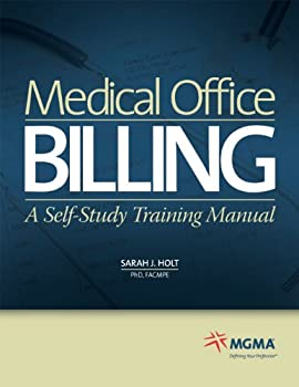 Paperback Medical Office Billing: A Self-Study Training Manual Book