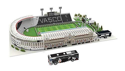 Yx-outdoor Stadio di San Jenario, Stadio di Calcio di Modelli 3D di Puzzle Fai-da-Te, Puzzle di Stadio di Fai-da-Te, Puzzle 3D di Vasco da Gama Football Club