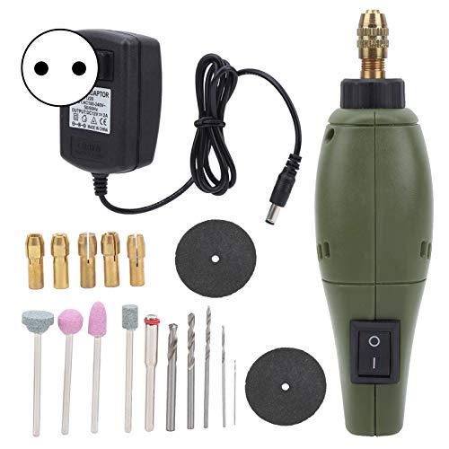 KUIDAMOS Mini Control de pulidora eléctrica para proyectos de Bricolaje para joyería...