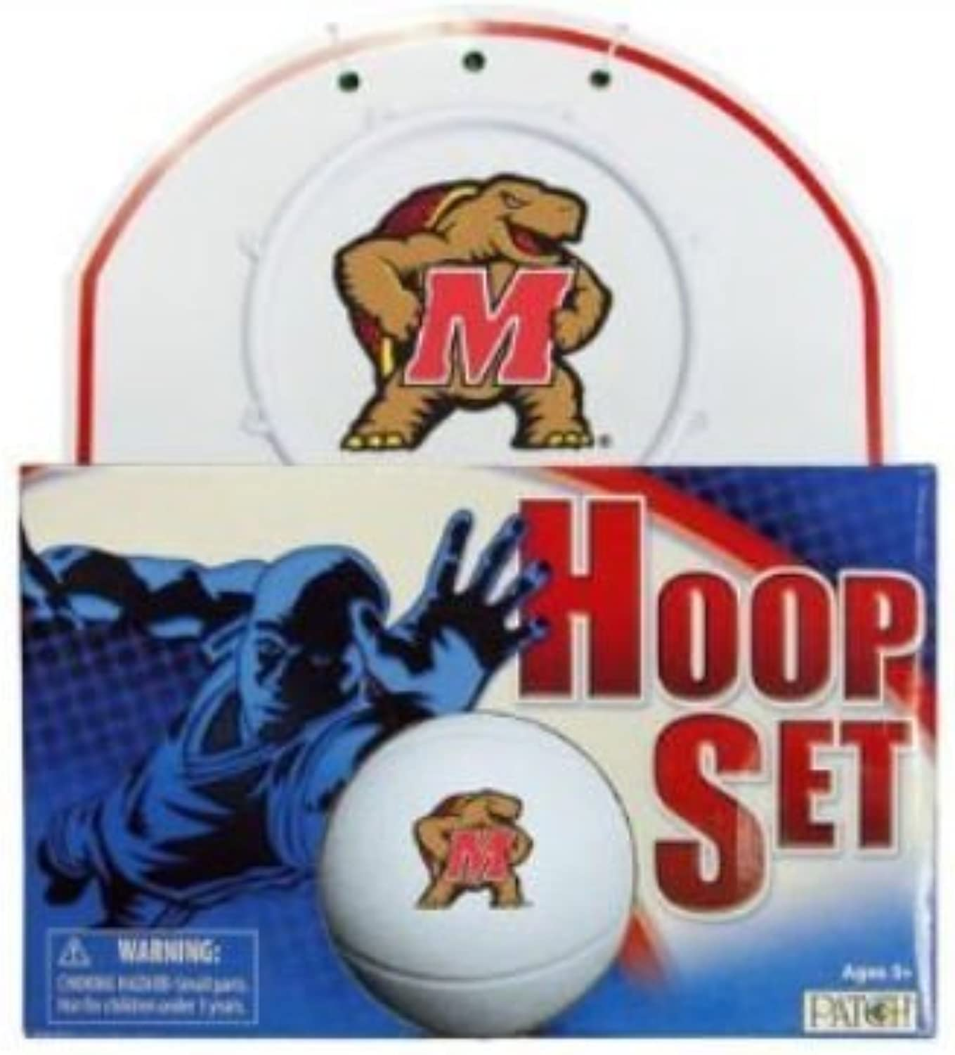Hoop Set Maryland Game by Patch Products Inc.