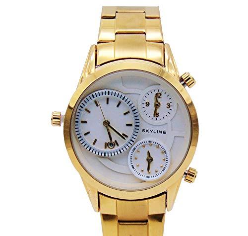 Orologio donna Longbo Nero di/cronometro