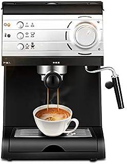 MJYDQ Expresso Cafetière électrique Machine à café Cappuccino Lait Mousseurs Foamer Haute Pression à Vapeur