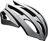 Bell Stratus MIPS Adult Road Bike Helmet (Matte/Gloss White/Silver (2020), Medium (55-59 cm))