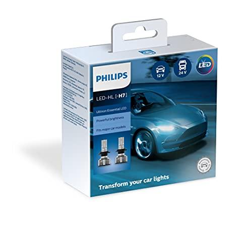 Philips Ultinon Essential LED faros delanteros (H7)