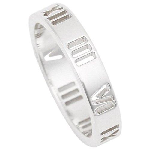 [ティファニー]リング TIFFANY&Co. 30540476 アトラス ナローリング 指輪 シルバー US10(約21号)[並行輸入品]