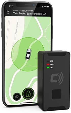 Carlock Portable Advanced Multi Purpose 3G GPS Tracking System Monitor The Location of Your product image