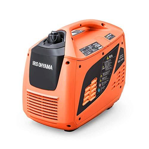 アイリスオーヤマ インバーター発電機 ガソリン発電機 定格出力1.6kVA 50Hz/60Hz切替 IGG-1600
