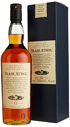 Blair Athol 12 Years Old mit Geschenkverpackung  Whisky (1 x 0.7 l)