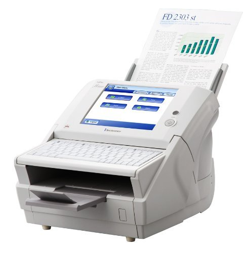 Check Out This Fujitsu fi-6010N Sheetfed Scanner PA03544-B205 (Renewed)