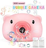 Jukkre Bubble Machine, Automatic Bubble Machine Toy, More Than 2000+ Bubble per Minute, Suitable for Children, Parties, Weddings, Indoor and Outdoor Games