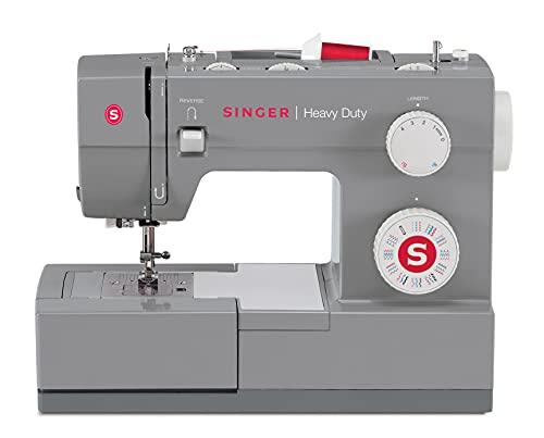 Singer Quantum 4432 Máquina de coser, 32 programas, con accesorios