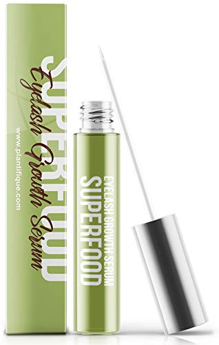 4ml Superfood Eyelash Growth Serum - Hypoallergenic & Dermatologist Tested Eyelash Serum