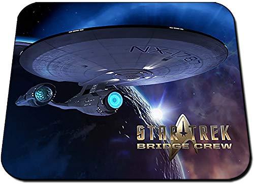 Star Trek Bridge Crew USS Aegis Nx-1787 Tapis De Souris Mousepad PC