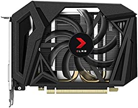 PNY GeForce RTX 2060 6GB XLR8 Gaming Overclocked Edition Single Fan Graphics Card