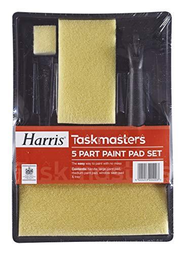 Harris Taskmaster 400 5 Part Paint Pad Set