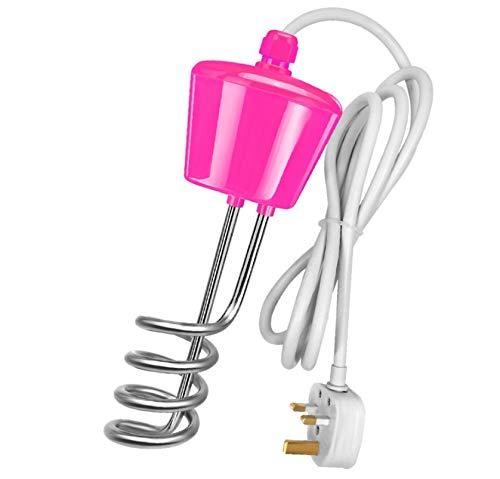 Enchufe británico for lavabo bañera plana, suspendida 3000W sumergible sumergible caldera calentador de agua eléctrico