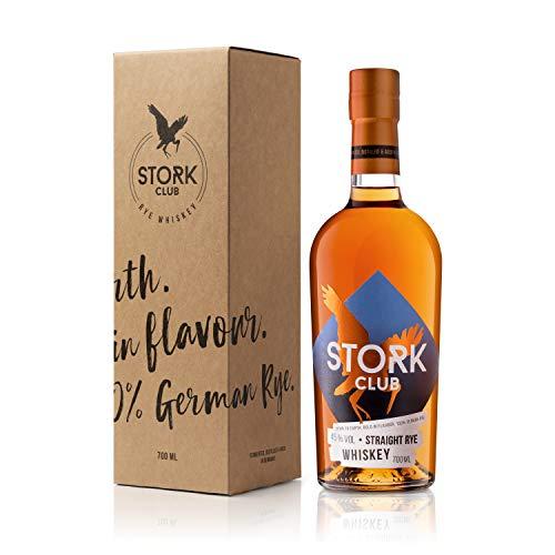 STORK CLUB Straight Rye Whiskey 45% vol. (1 x 0,7 l)