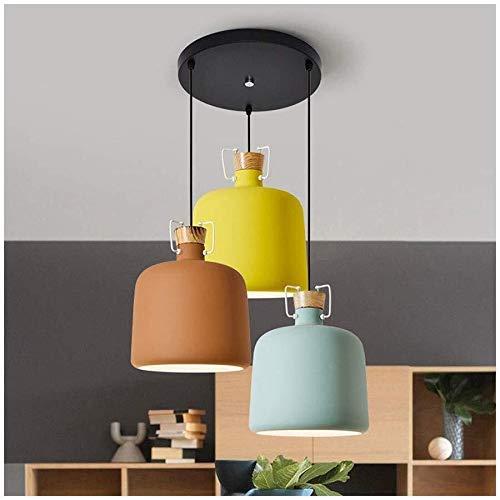 Plafondlamp voor de ouderwetse drieslaapkamer creatieve kroonluchter plafondlampen plafondlamp