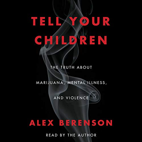 Tell Your Children audiobook cover art