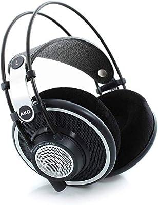AKG K702 Open-Back Over-Ear Premium Studio Reference Headphones from AKG