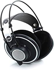 Over-ear design for maximum wearing comfort for long work sessions Sophisticated open technology for spacious and airy sound without compromise Patented Varimotion two-layer diaphragm for improved high-frequency range and better performance at low fr...