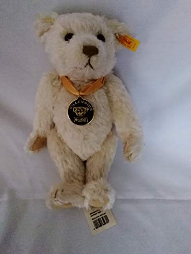 Steiff The Millennium Bear 32cm with Medallion. 654701.