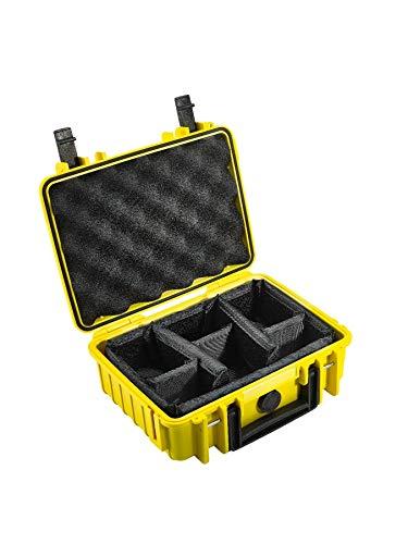 B & W Outdoor Cases, Giallo
