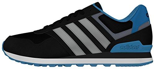 adidas Herren 10K Turnschuhe, Black (Negbas/Onicla/Azusol), 39 2/3 EU