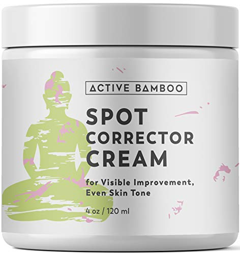 Dark Spot Corrector for Face. Dark Spots Remover Cream, Use for Age Spots on Face Body Hands 4 oz