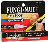 Fungi-Nail Toe & Foot Original Solution Pen Brush Applicator - 1.7 ML, Pack of 6