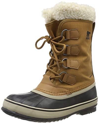 Sorel - Women's Winter Carnival Waterproof Boot for Winter, Camel Brown, 7.5 M US