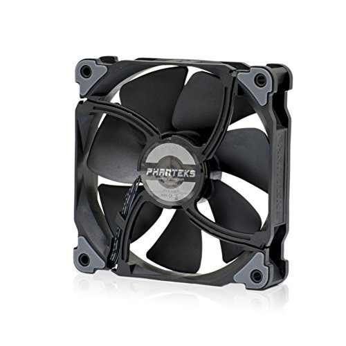 Phanteks - Ph-f120mp negro/negro - ventilador 12cm