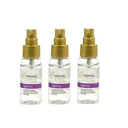 3x Pantene Pro-V Expert agedefy Advanced Haarverdichtung Treatment 50ml (150ml)