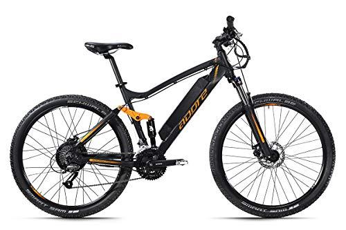 Adore E-Mountainbike Xpose 27,5'' Alu Pedelec schwarz 250Watt Li-Ion 36V/14Ah/504Wh 27Gänge