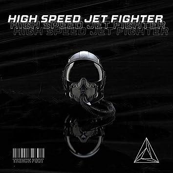 High Speed Jet Fighter