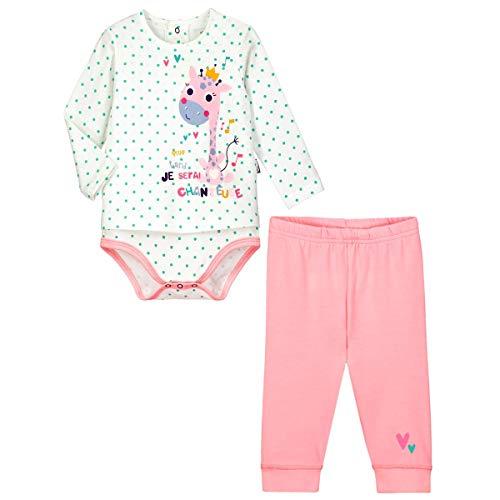 Ensemble bébé fille body tunique + legging Misslala - Taille - 6 mois (68 cm)