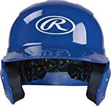 Rawlings Mach Alpha Baseball Batting Helmet, Royal, Large