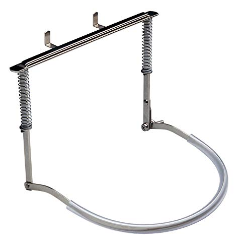 K&M Stands K&M - Harmonica Holder - Nickel Finish (16410.000.11)