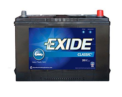 Exide Edge FP-AGM24F Budget Car Battery