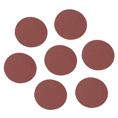 Preisvergleich Produktbild 60 STÜCKE 2 zoll Runde Schleifpapier Disk,  Runde Schleifpapier 100 240 600 800 1000 2000
