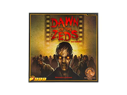 Victory Point Games Dawn of The Zeds 3rd Edition Board Game