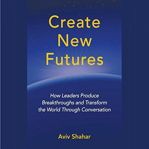 Create New Futures audiobook cover art