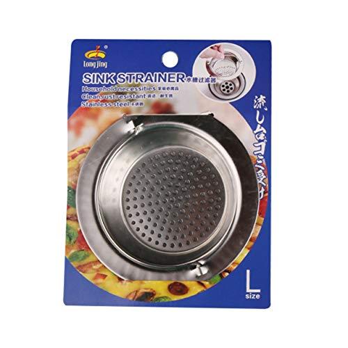 Ménage cuisine évier filtre lave-vaisselle en acier inoxydable filtre piscine drain filtre égout sol drain couverture-argent BCVBFGCXVB