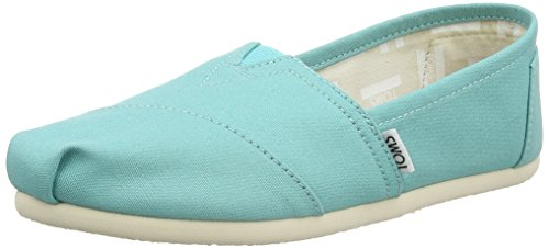 TOMS Canvas Slipper Espadrilles Damen - 7
