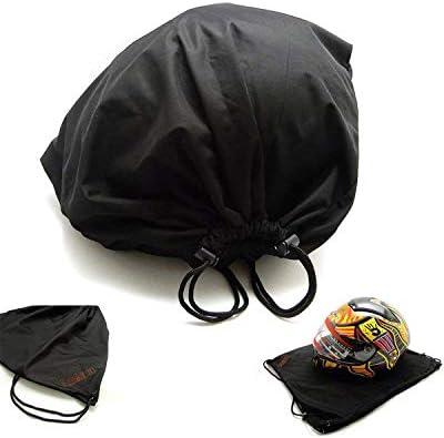 kemimoto Helmet Backpack Snowmobile Helmet Bag Multi Purpose Drawstring Bag Anti dust Lightweight product image