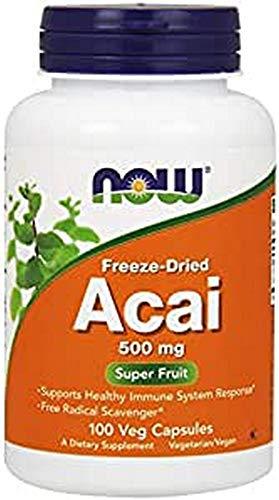 Acai 500mg, 100 Gélules Végétales